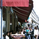 Young Parisians pile into Pret